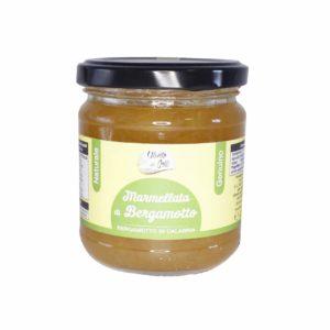 Marmellata di Bergamotto Vaso 250 GR