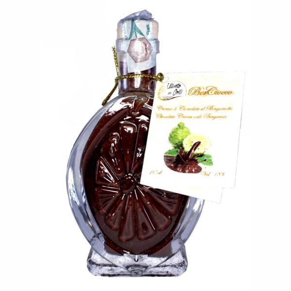Crema di Cioccolato al Bergamotto 10 CL