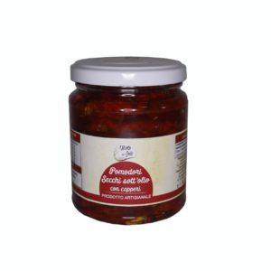 Pomodori Secchi Sottolio Con Capperi
